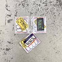 FUZI / Hand-Made Stickers Packs