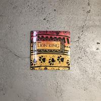 Lion King  / Tie Dye S/S Tee