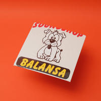 SOUND SHOP balansa×T-Shirts Record / Pet S/S Tee