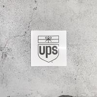 UPS / 80's Vintage, Logo S/S Tee