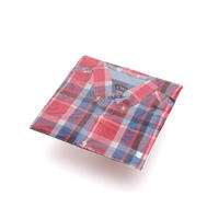 CHAPS Ralph Lauren / Plaid S/S Shirt