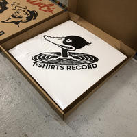 T-Shirt Record / Duck L/S Tee (White)