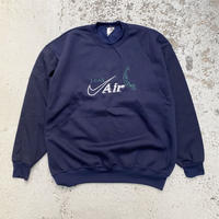Bootleg NIKE / 90's Vintage I Can Air Crewneck Sweatshirt