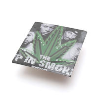 Dr. Dre, Ice Cube, Snoop Dogg, Eminem / Up In Smoke Bootleg Rap S/S Tee
