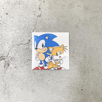 Sonic the Hedgehog / Sonic & Miles S/S Tee