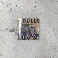 UPS / WEST LA RULES S/S Tee