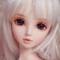 球体関節人形 美しい BJD 1/4 ヌードボディ 送料無料