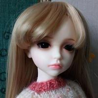 球体関節人形 美しい BJD 1/6 メイク済 樹脂人形