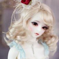 球体関節人形 BJD 1/3 美しい 樹脂人形 58㎝ 送料無料