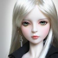 球体関節人形 ドール メイク済 BJD 1/3 人気 58cm