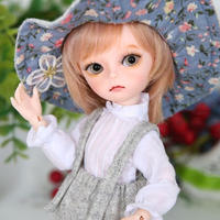 球体関節人形 BJD 1/6 女の子 22cm フルセット