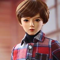球体関節人形  韓流有名人似  BJD 1/3 フルセット 60cm