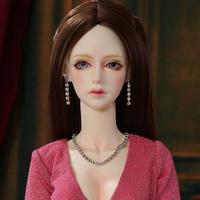 BJD 1/3 球体関節人形 美しい 62cm フルセット