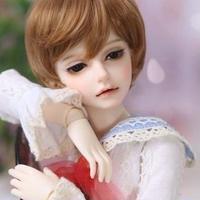 BJD 1/4 球体関節人形 海外人気 42cm 美少年 フルセット