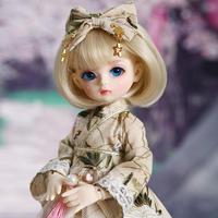 球体関節人形 可愛い BJD 1/6 和装風 26cm フルセット