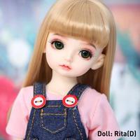 ドール メイク 1/6 BJD人形 メイク+眼球+衣装 フルセット