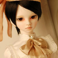 球体関節人形美しい BJD 1/4 女の子 メイクアップ有 送料無料