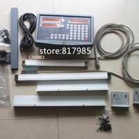 フライス盤の加工に 旋盤機械 2ピース50-1020mm リニア定規
