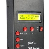 SWRアンテナアナライザー 1~60MHz 「SARK100」