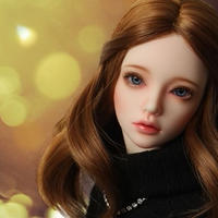 球体関節人形 美しい BJD 1/3 小顔のヌードドール 60㎝
