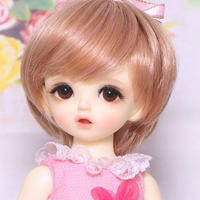 BJD 1/6 球体関節人形 26cm ブロンド少女 フルセット