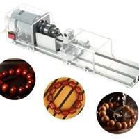 数珠玉を自作できる フライス盤旋盤研削盤研磨機 ツールセット