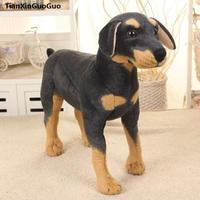 ペットの飼えないご家庭に 大型犬ぬいぐるみ 50×45cm 送料無料