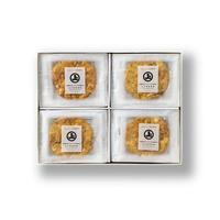 安藤醸造ねぎ味噌煎餅20枚入 箱タイプ