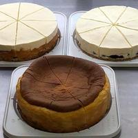 黒豆チーズケーキ3種セット