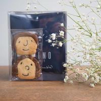 coffee LUTINO ルチノー:母の日ギフト『デカフェドリップバッグ & 顔クッキー』