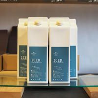 NAKAZAKI COFFEE ROASTER :リキッドアイスコーヒー 無糖 1L