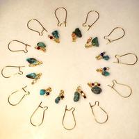 A la carte earrings