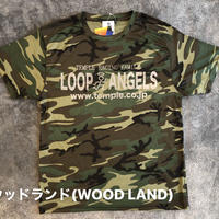 TEMPLE×彫屯 コラボドライT-shirt