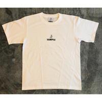 TEMPLE logoTシャツ