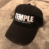 TEMPLE team logo Round Cap 《数量限定》