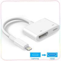 デジタルAVアダプタ HDMI変換アダプター iPhone