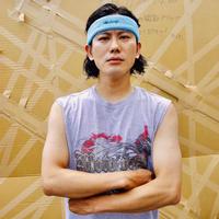 【数量限定】吉田のヘアバンド / ターコイズブルー