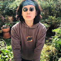 TENDOUJI NEW LOGO 刺繍Hoodie / チャコール