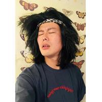 """TENDOUJI presents """"MAKE!TAG!NIGHT!!!"""" 刺繍T ネイビー"""