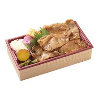 豚ロース生姜焼き重(120g)