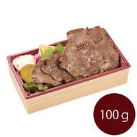 仔牛の牛タン丼(100g)