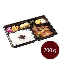 黒毛和牛サーロインステーキ弁当(200g)