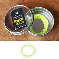 【CHARTREUSE LINE YELLOW】(10.5-13フィート) / (TENKARA014)