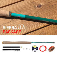 【SIERRA PACKAGE】(10フィート) / (TENKARA004)