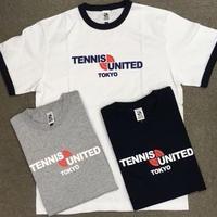 TU52Cテニスユナイテッドユニセックス定番Tシャツ