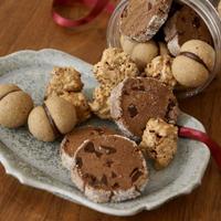 【2月3日(日)11時15分〜開催】暮らしにそうお菓子づくり|チョコレートのクッキーボトル