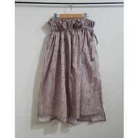 michirico[ミチリコ]/ Asymmetry skirt (womens)