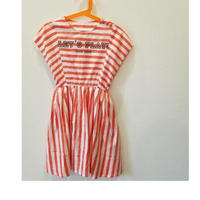 muu muu[ムームー]/STRIPE  SUMMER  DRESS