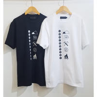 COOCHUCAMP[クーチューキャンプ] / Happy CAMPER T-Shirts