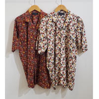 COOCHUCAMP[クーチューキャンプ] / Happy Open Collard Shirts